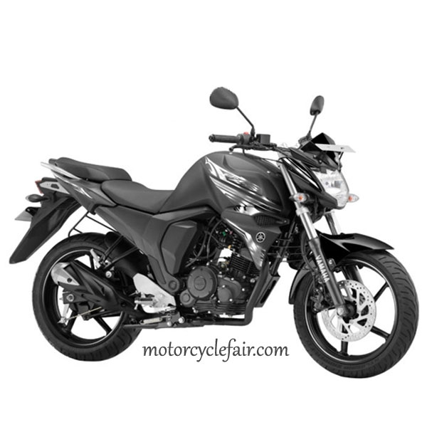 Yamaha FZS Fi Dark Night