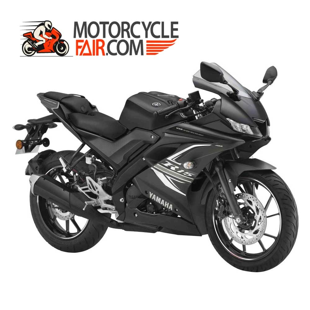 Yamaha YZF R15 V3 Dark Knight